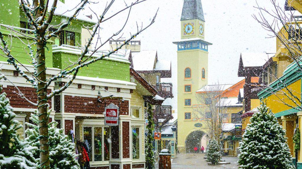 Stratton Vermont Village