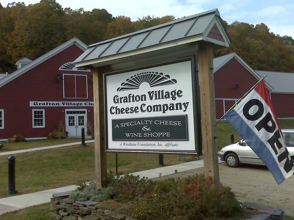 Grafton Cheese Factory