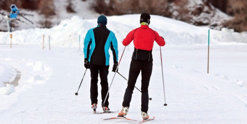 stratton cross-country-skiing
