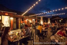 brattleboro restaurant beer garden