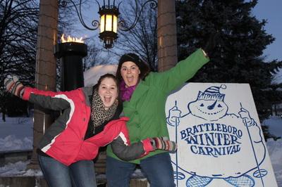 Brattleboro Vermont ~ Visitor Guide ~ Winter Carnival 2018