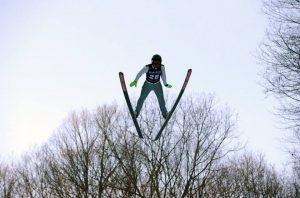 Vt HH ski jump